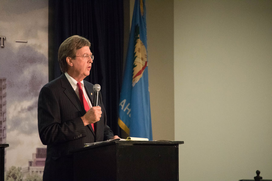 Mayor Dewey Bartlett Supports Brownfields Reauthorization Bill Co-Sponsored by Senator James Inhofe